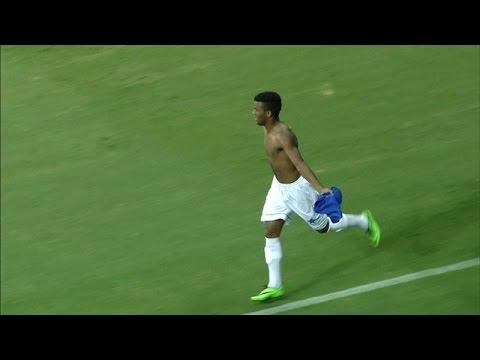 GOLS - Bahia 3 x 2 Nacional-AM - Copa do Brasil 2015