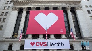 CVS Health Rings the NYSE Opening Bell