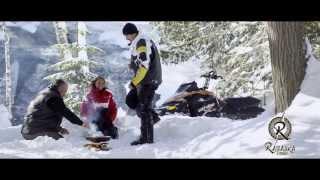 Motoneige Rabaska Lodge Snowmobiling Quebec