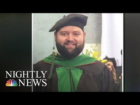 Missing American Medical Student Found Alive In Mexico | NBC Nightly News