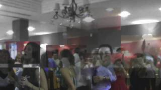 """boda Raquel y Jesus 17.04.2010 Restaurante """"El Pantano"""" Galaxia Disco Móvil."""