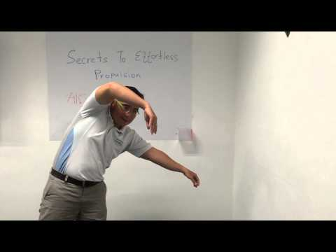 Secrets to effortless propulsion #3 - Making use of free energy to help you swim