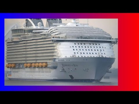 Oasis of The Seas (круизный корабль)