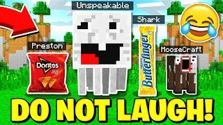 IMPOSSIBLE TRY NOT TO LAUGH CHALLENGE! *99% FAIL*
