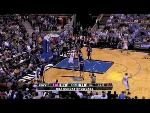 [BB] Los Angeles Lakers Vs Orlando Magic Game Highlights 3/7/10
