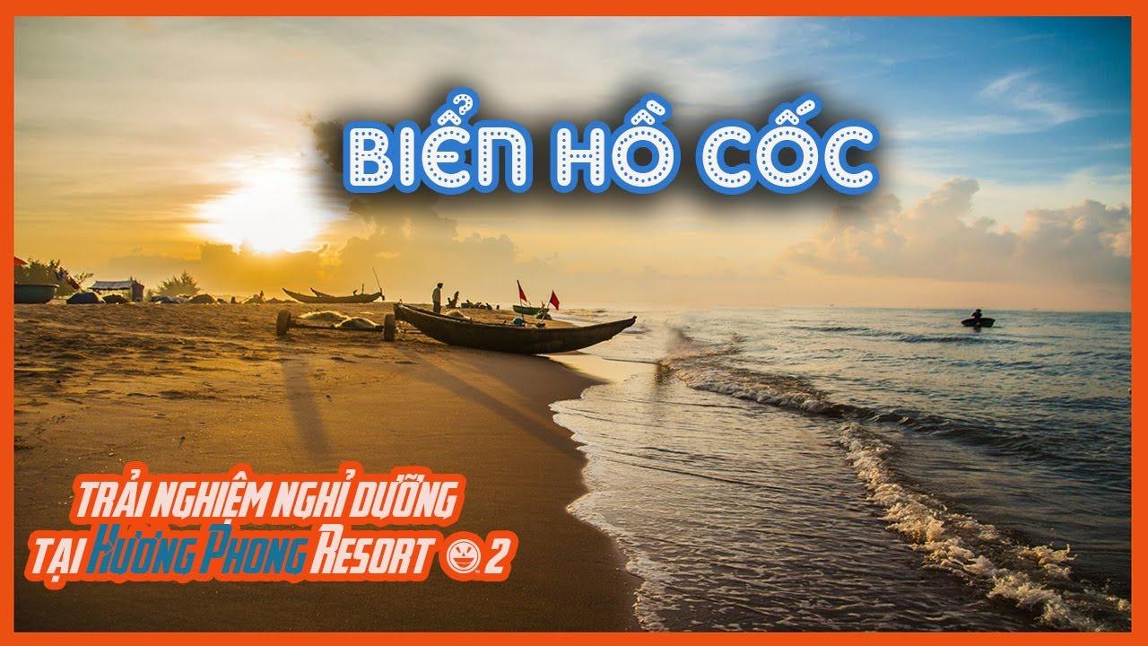 Tắm biển, ăn hải sản ở Hồ Cốc/Hương Phong resort| Du lịch Long Hải| #2