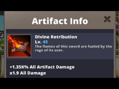 Tap Titans 2 - The Best & Worst Artifacts! Guide to Artifacts Part 2