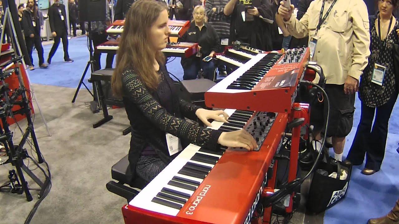 Nord Piano 3 88 Brukt med original bag og trippel pedaler