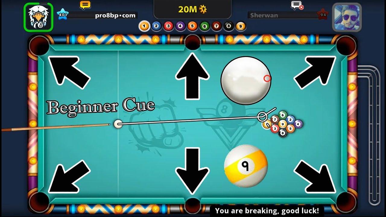 9 Ball Pool Top Golden Breaks 👉 Beginner Cue Miniclip 8 ball pool