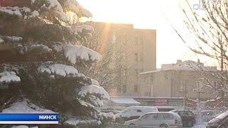 Январские морозы: в Витебске заглох автобус с детьми, в Минске не работали светофоры