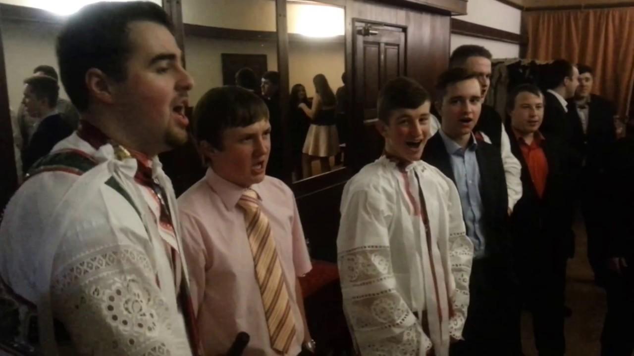 LANŽHOT 2017 - Krojový ples - spívaní