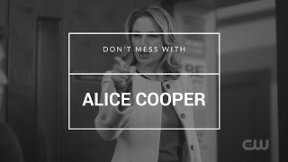 don t mess with alice cooper riverdale review 1x07 1x08