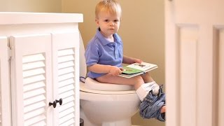 POTTY TRAINING for Merk !! Tips, Tricks, Quick Success!