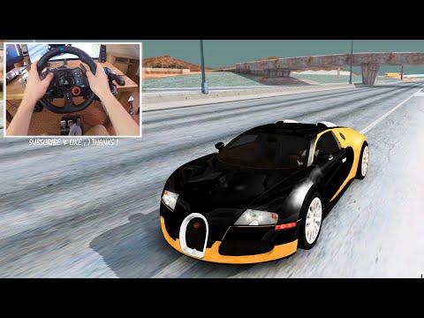 Bugatti Veyron 16.4 Carbono de oro negro [beta]