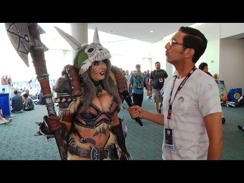 Jessica Nigri (Uncut: Comic-Con 8)