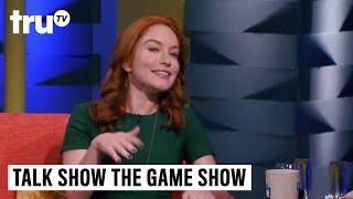 """Talk Show the Game Show - Maria Thayer's Debut on """"Will and Grace"""" 
