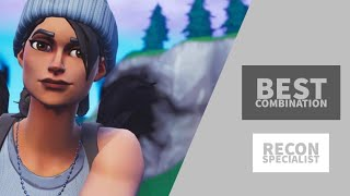 Best Combos | Recon Specialist | Fortnite Skin Review