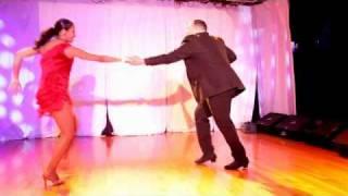 THE SALSA ROOM - Andy Cruz & Julissa Cruz