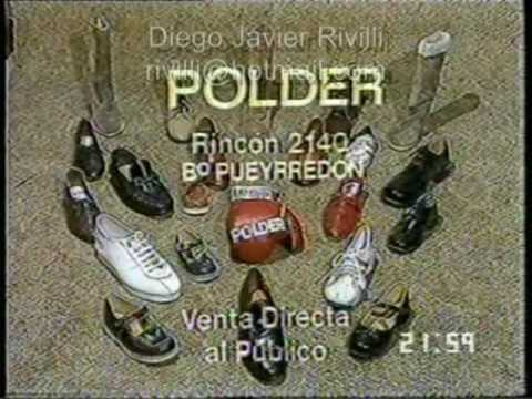Comerciales Canal 10 De Córdoba - Año 1986