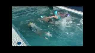 Обучение детей плаванию в подготовительной группе