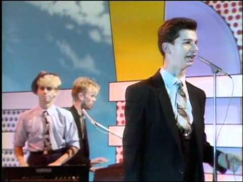 Depeche Mode - Just Can't Get Enough (Live Swap Shop 1981)