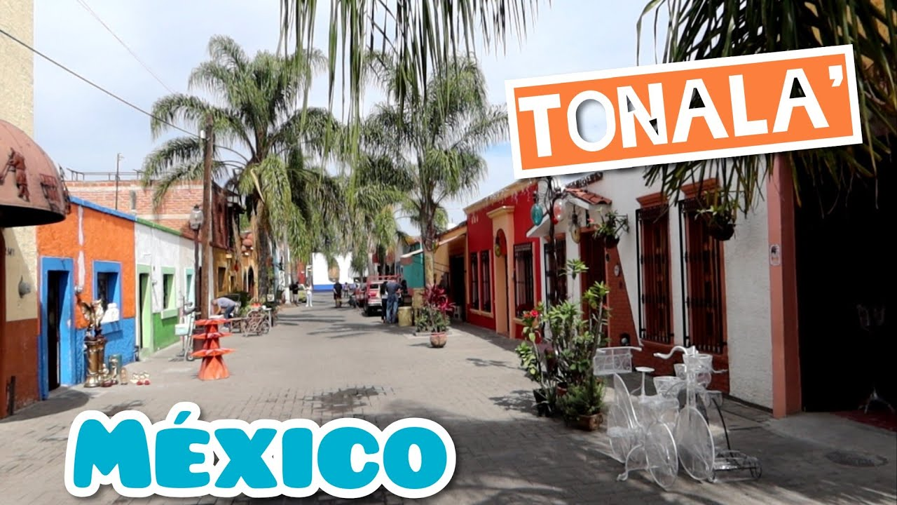 1243 Incredible TONALA' MEXICO! Beautiful Art Town - Jordan The Lion Travel Vlog (2/8/20)