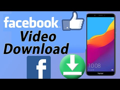 Facebook Videos Download | How To Download Facebook Videos | Download Facebook Video Gallery