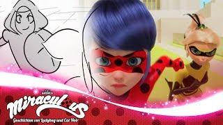 MIRACULOUS 🐞 Tag der Helden (Teil 2) - Animatique 🐞 Geschichten von Ladybug und Cat Noir