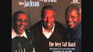 Blues For Junior by Ray Brown, Milt Jackson & Oscar Peterson