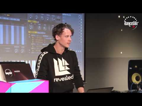 Maddix | Masterclass at Dancefair 2018 | Revealed Recordings Stage