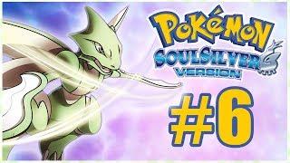OVO CHOCADO E NOVO GINÁSIO! - Pokemon Soul Silver #6