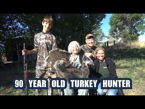Turkey Hunting at 90!