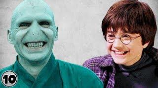Top 10 Harry Potter Funniest Bloopers - Part 3
