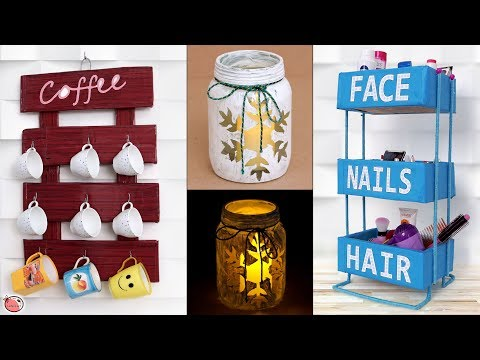 13 Home and Kitchen Organization Ideas !!! Home Useful Craft Things