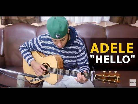 Adele - Hello (no violão) - Hebert Freire - YouTube - photo#34