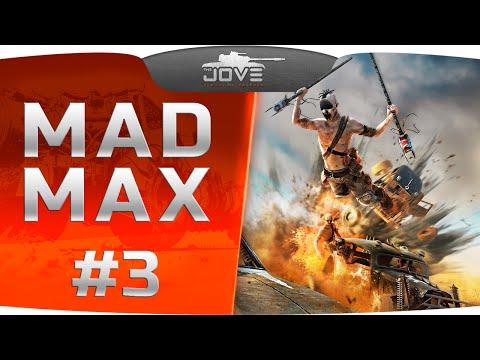 Прохождение Mad Max [Безумный Макс] #3. Штурмуем ПАСТЬ и двигаем в Газтаун!