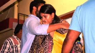 Sneha becomes emotional on her Birthday  Celebration | Hot Tamil Cinema News