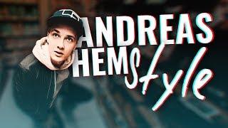 Breaking Down Andreas Hem's Style