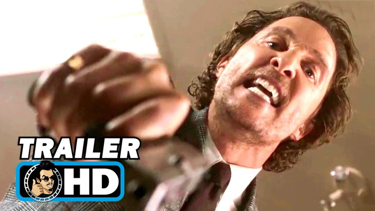 THE GENTLEMEN Trailer #2 (2020) Matthew McConaughey Movie