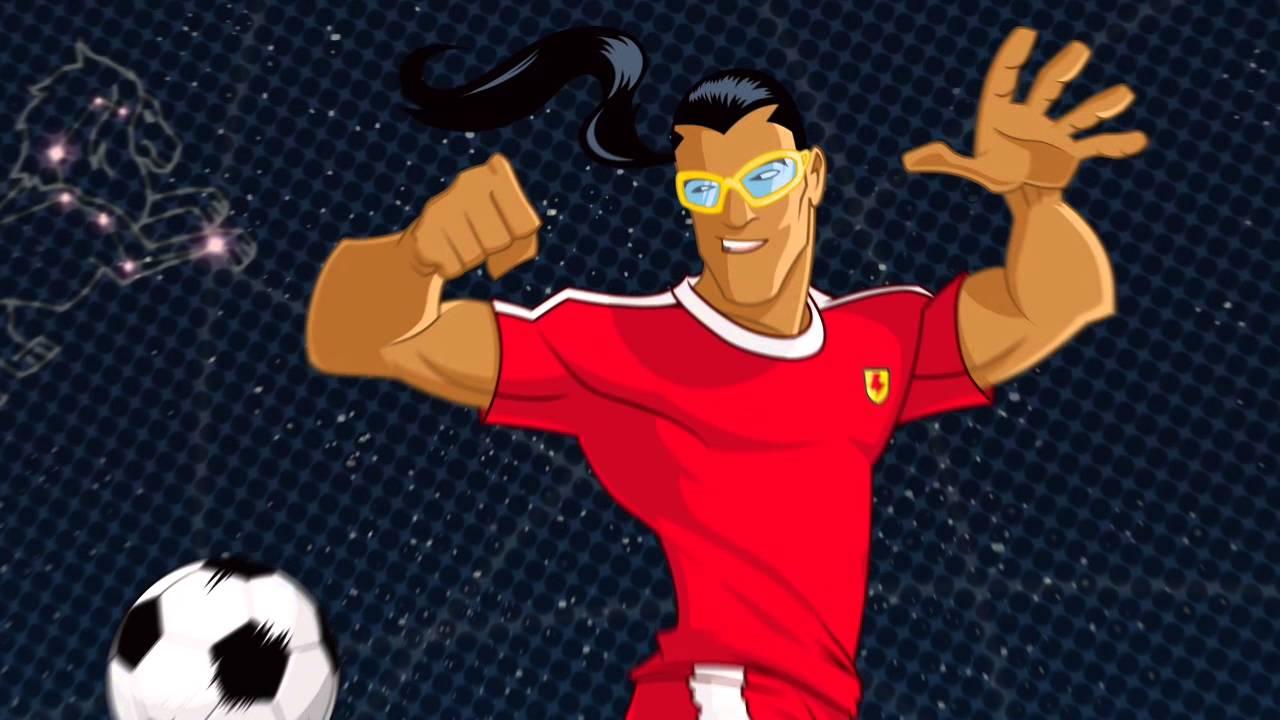 Supa Strikas Animated Series Intro Season 3 - YouTube