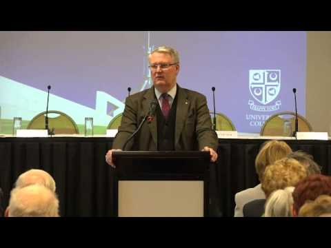 "University College Forum 2015. ""Is Our Democracy Working?"" Keynote Address by Dr Simon Longstaff AO."