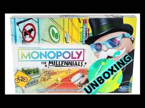 JJ & Nina - Monopoly For Millenials is a thing:)