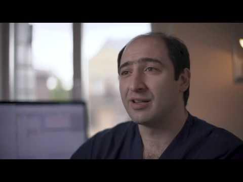 Врач-уролог высшей категории, кандидат медицинских наук, Гаджиев Нариман Казиханович о своей работе