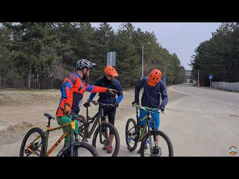 Mountain bike tour in Tbilisi | ველო ტური თბილისთან ახლოს