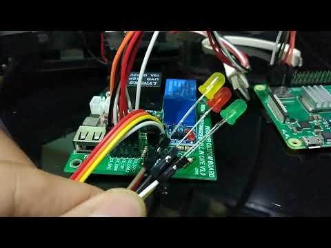 Ado Piso Wifi Wiring Diagram Ford 7 Pin Trailer Plug All In One Relay Module Youtube 8 23