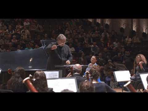 Oxana Yablonskaya Tchaikovsky Piano Concerto N2 Jerusalem Symphony Orchestra Dmitry Yablonsky