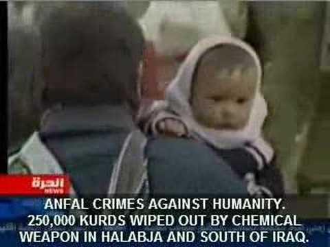 CHEMICAL ALI - KILLING 25 MILLIONS IRAQI NO PROBLEM