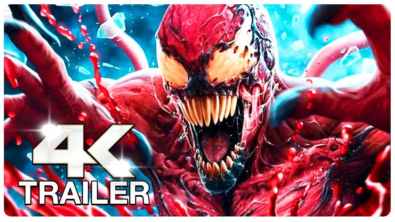 VENOM 2 LET THERE BE CARNAGE Teaser Trailer #1 (NEW 2021 ...