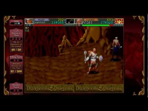Dungeons & Dragons Chronicles of Mystara Pax East 2013 Gameplay Footage