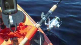Home Made Pvc Rod Holder For Kayak